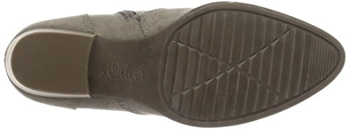 s.Oliver 25328, Botines para Mujer Marrón (PEPPER 324)