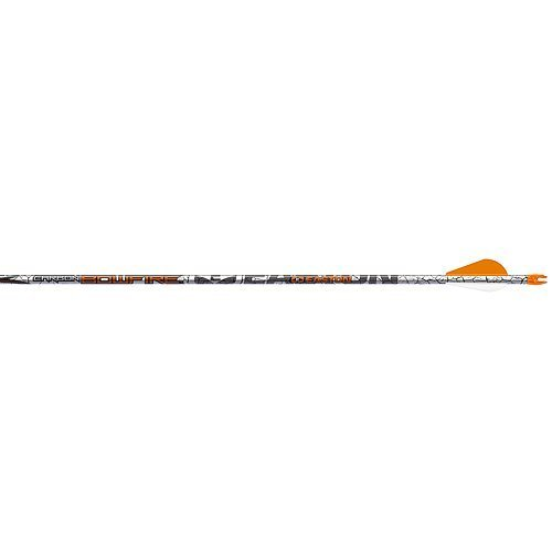 Easton Carbon Bowfire Factory Blazers (6-Pack), Multi, 480 by Easton