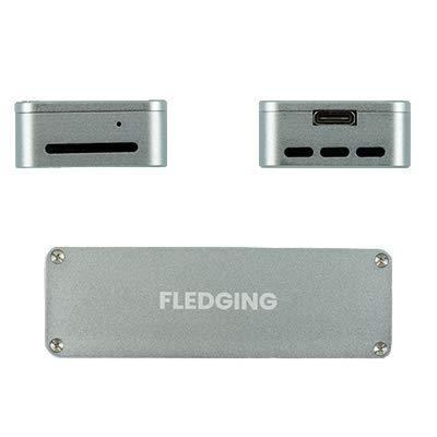 Fledging Shell NVMe PCIE - Carcasa para Unidad SSD Externa ...