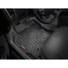 WeatherTech Custom Fit Front FloorLiner for Select Saturn/Buick/GMC/Chevrolet Models (Black)