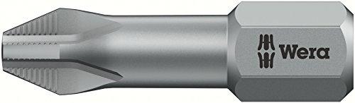 Wera Series 1 853/1 TZ ACR Special Design Bit, Phillips PH 2, 1/4