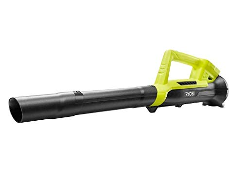 Ryobi Leaf Blower - Ryobi P2109 90 MPH 200 CFM 18-Volt Lithium-Ion Compact, Lightweight, Cordless Leaf Blower - (Battery and Charger Not Included) (Certified Refurb)