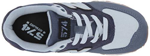 pigment Kinderentrainers Unisex Balance Blauw New 574 Mla zwart EqtXwW7