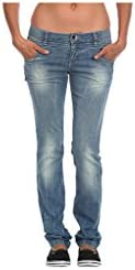 Cara Jeans : Original Wash Women