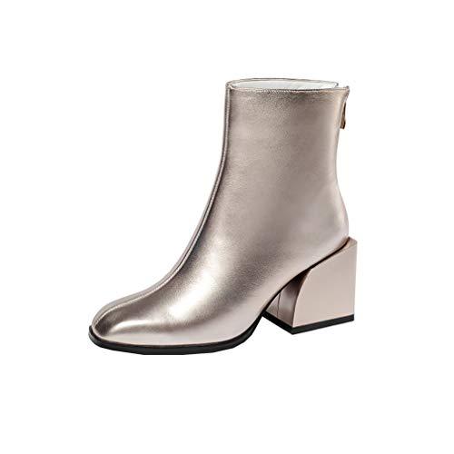Boots 7 Piazza donna Vaneel oro Zip toecm Vabtst pwgqqSO