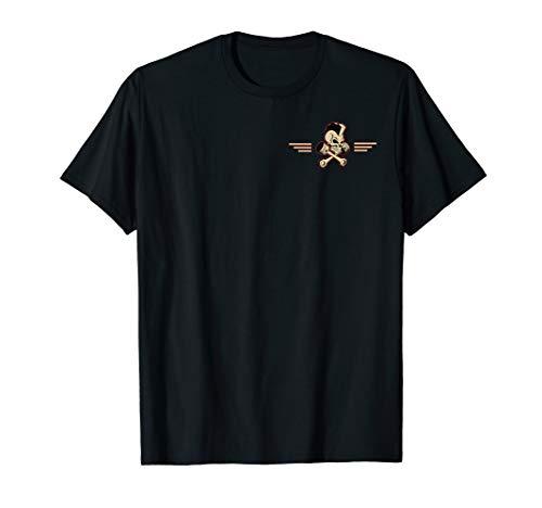 Gear Head Speed & Custom Hot Rod T-Shirt