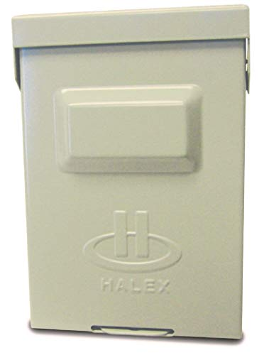 Halex HNF60R AIR CONDITIONER DISCONNECT EACH EACH, 60 Amp, Gray