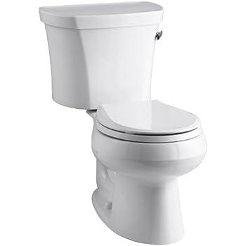 Kohler K 3947 Ra 0 Wellworth Toilet White Two Piece
