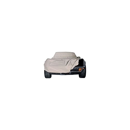 Cover Tan Flannel (Eckler's Premier Quality Products 25-118398 - Corvette Car Cover Premium Flannel Tan)