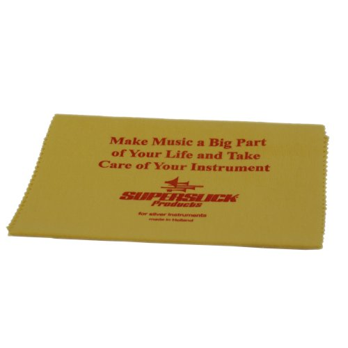 Selmer 2955 Polishing Cloth for Silver Plated Finishes - Musical Instrument Accessories