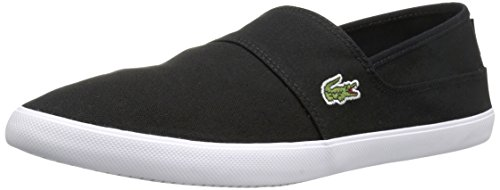 Lacoste Men's Marice BL 2 Fashion Sneaker, Black, 9 M US