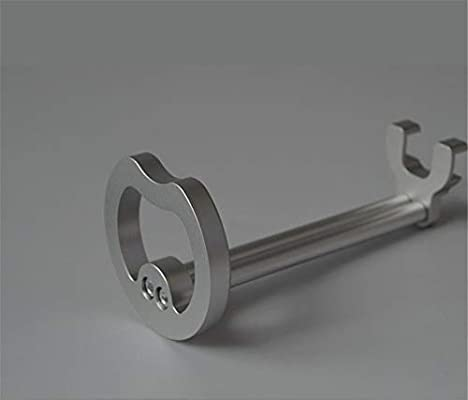 Todo el metal manual maquinilla de afeitar tres cuchillas de cinco cuchillas de afeitar: Amazon.es: Salud y cuidado personal