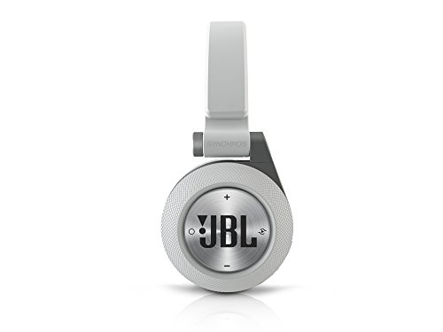 050036321891 - JBL E30 White High-Performance On-Ear Headphones with JBL Pure Bass and DJ-Pivot Ear Cup, White carousel main 4