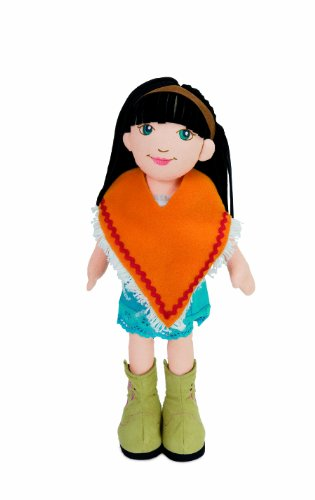 Manhattan Toy Meet Astrid, A Lilydoll is a Classic Doll For