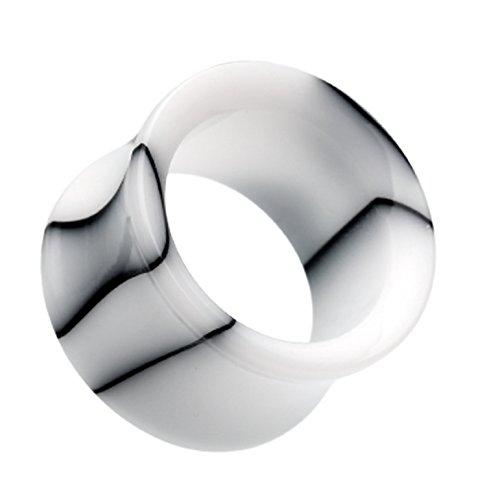 00 Gauge White Acrylic - 7