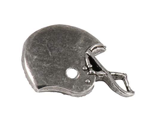 Football Helmet Pewter Lapel Pin, Brooch, Jewelry, - Pin Lapel Helmet Football