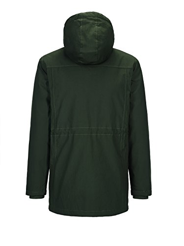 Giacca Parka Rosin solid Uomo solid solid Parka Giacca Giacca Parka Rosin Uomo Uomo qEtBwxOt