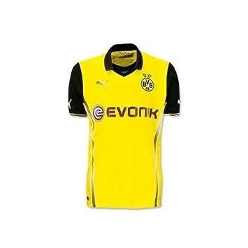 Puma - Camiseta del Borussia Dortmund (año 2014, dorsal de ...