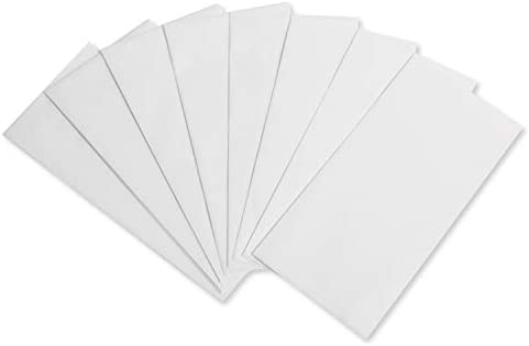 American Greetings Bulk White Tissue Paper for Valentine's Day (200-Sheets)