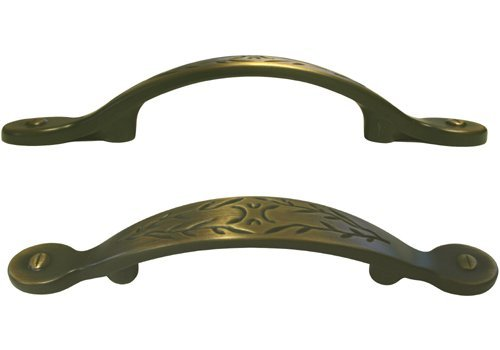 10 Pack Antique Brass 3