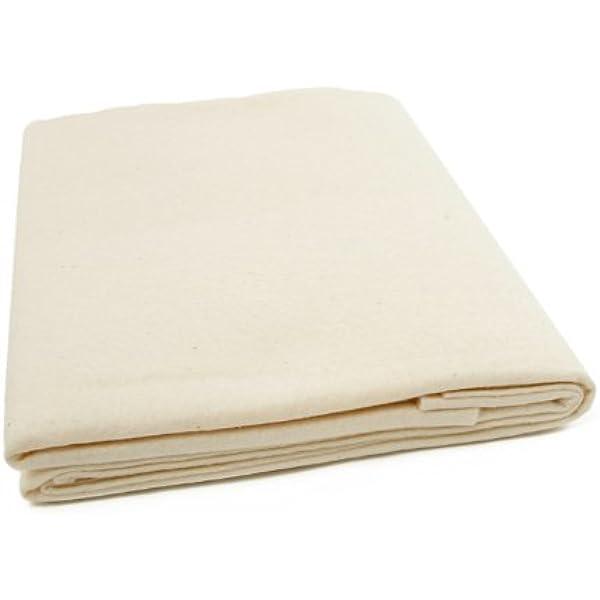 Quilters Dream Orient Bamboo//Silk Blend Midloft Quilt Batting 108 x 93 Queen