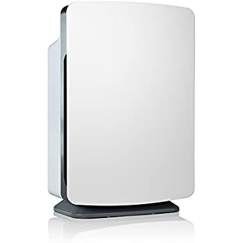 Alen BreatheSmart Customizable Air Purifier with HEPA-Pure Filter for Allergies and Dust (White, 1-Pack)