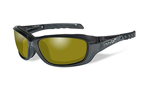 8. Wiley X WX Gravity Polarized Sunglasses