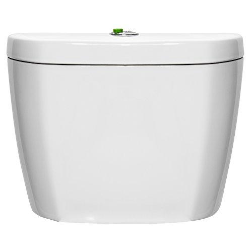 Niagara N7714T-DF Stealth Ultra High Efficiency Toilet with Tank, White