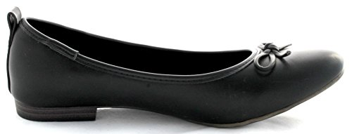 Jane Klain Damen Ballerina 221 852 - black