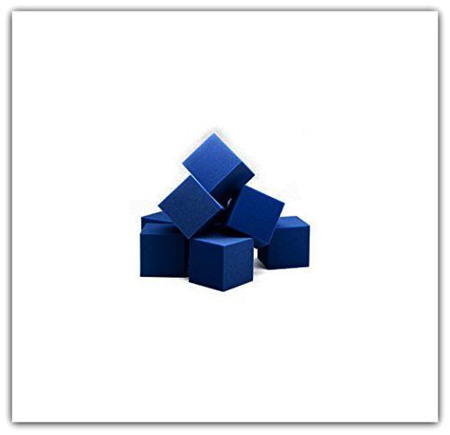 Foam-Pits-CubesBlocks-500-pcs-BLUE-4x4x4-1536-Flame-Retardant-Pit-Foam-Blocks-For-Skateboard-Parks-Gymnastics-Companies-and-Trampoline-Arenas