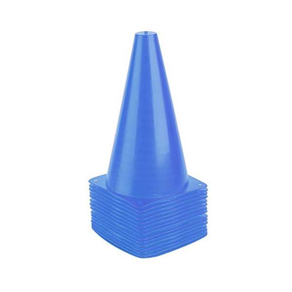 Set of 10 12 Inch  Drill Cones