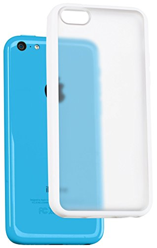 - Ventev Durashell Case for iPhone 5c - Carrying Case - Retail Packaging - Clear/Black