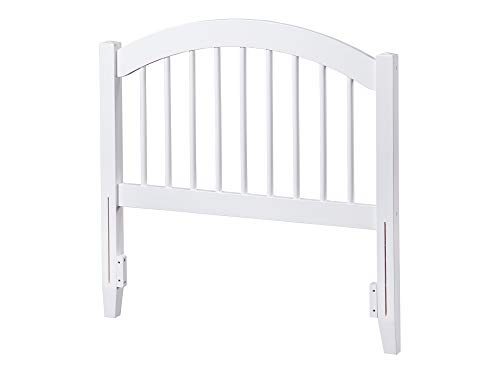 Atlantic Furniture AR294832 Windsor Headboard Full White