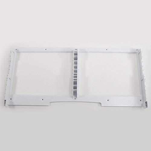 (241872006 Refrigerator Crisper Drawer Cover Lower Frame Genuine Original Equipment Manufacturer (OEM) Part)