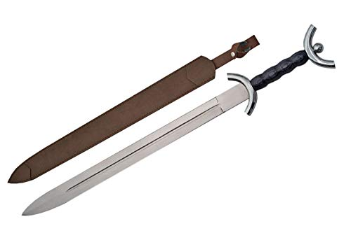 SZCO Supplies Black Celtic War Sword