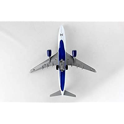 Daron Worldwide Trading Delta Push N Go 737 Airplane Vehicle: Toys & Games