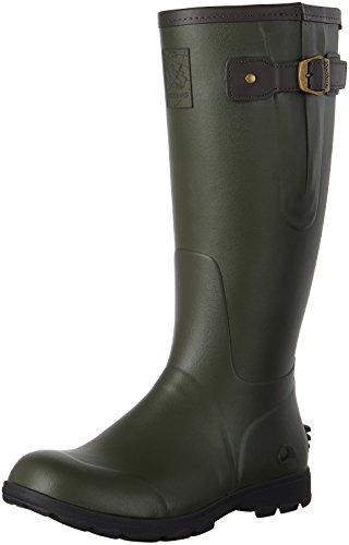 Viking Unisex Adults' Hauk Wellington Boots Green (Green 4)