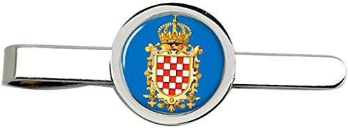 Giftshop UK Reino de Croacia Corbata Clip: Amazon.es: Joyería