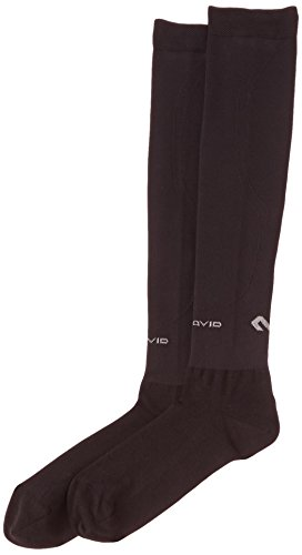 McDavid 8831 Rebound Compression Socks, Black