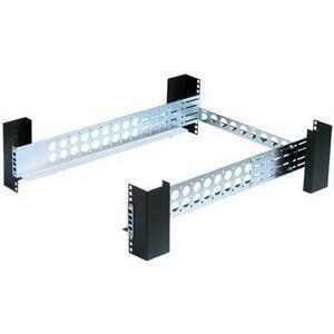 Innovation First Rackmount - innovation first 2ukit-109 rackmount rails 2u generic non-sliding fits 19in 4post racks