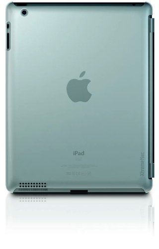 XtremeMac MicroShield SC - Case for web tablet - clear (Cases Microshield Clear)