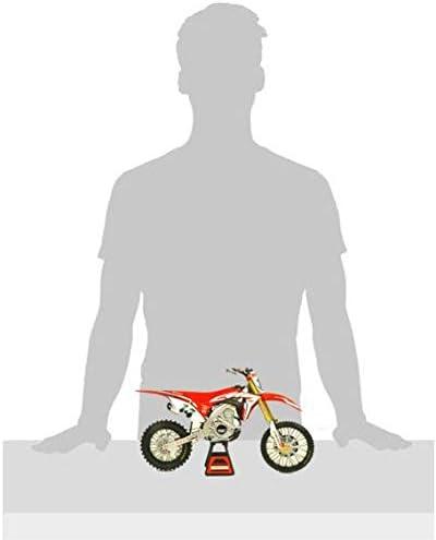 New Ray 57933 1 12 Honda Crf450r Hrc Racing Cole Seely Orange Weiß Schwarz Blau Spielzeug