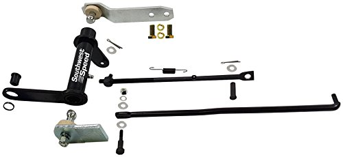 NEW 1956 CHEVY CLUTCH PEDAL LINKAGE KIT WITH BRACKET, CLUTCH CROSS SHAFT Z BAR, CLUTCH FORK ADJUSTING PUSH ROD, SPRINGS, WASHERS, BOLTS