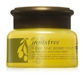KOREAN-COSMETICS-Innisfree-Olive-Real-Power-Cream-50ml-extra-virgin-olive-oil-moisturizing-cream-Nutrition-24-hours-lasting001KR