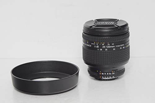Nikon AF Zoom-Nikkor 24-120mm f/3.5-5.6D IF (5.0X)