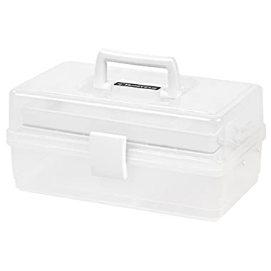 Portable Hobby Case, Clear