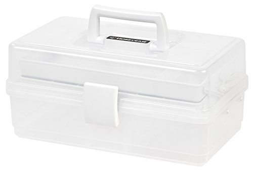 IRIS Portable Hobby Case Clear