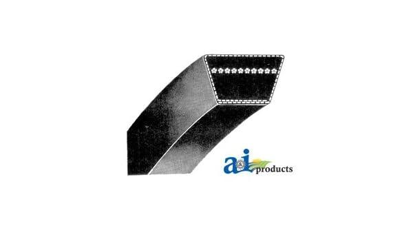 D/&D PowerDrive A-A26K made with Kevlar V Belt