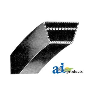 a-i-products-blue-kevlar-v-belt-with-kevlar-cord-61in-x-12in-model-a59k4l610k