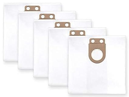 5x bolsas para aspirador tejido Bosch GAS 50/50M: Amazon.es ...
